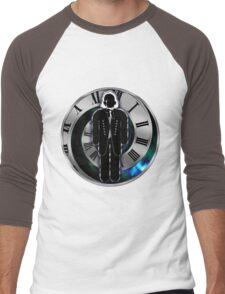 Doctor Who - 1st Doctor - William Hartnell Men's Baseball ¾ T-Shirt