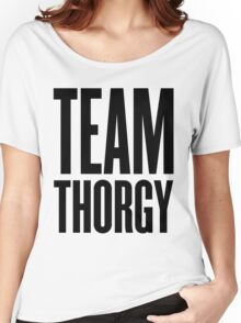Team Thorgy! Women's Relaxed Fit T-Shirt