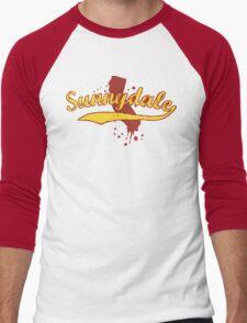 Sunnydale, California Men's Baseball ¾ T-Shirt
