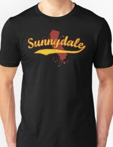 Sunnydale, California Unisex T-Shirt