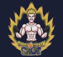 Super Saiyan Sage Kids Tee