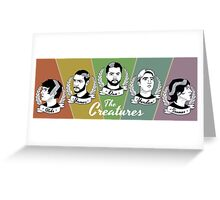 The Creatures Greeting Card