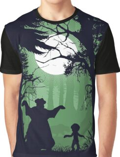 Walking through the Jungle Graphic T-Shirt