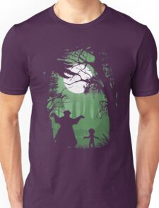 Walking through the Jungle Unisex T-Shirt