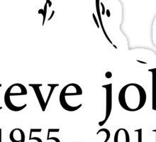 Steve Jobs Sticker