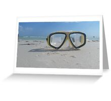 Siesta Key Find Greeting Card