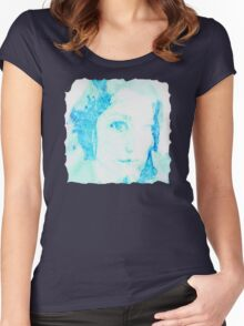 Undertow Women's Fitted Scoop T-Shirt