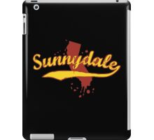 Sunnydale, California iPad Case/Skin