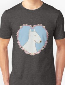Love Bull Terrier - Pastel T-Shirt