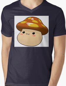 MapleStory Mushroom Mens V-Neck T-Shirt