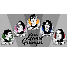 Game Grumps Photographic Print