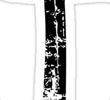Anchor Vintage Black Sticker