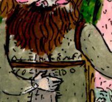 Dwarf Sticker Sticker