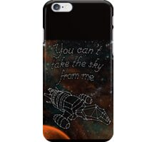Serenity Stars iPhone Case/Skin