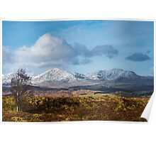 Coniston Fells Poster