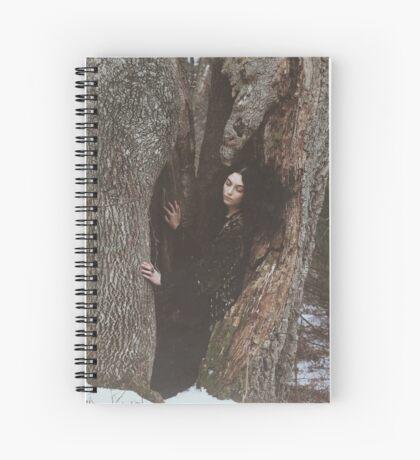 Dryad Spiral Notebook