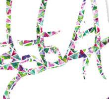 Shaka Sticker