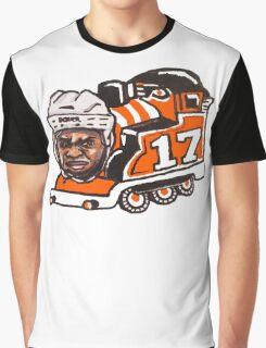 Wayne Train Graphic T-Shirt