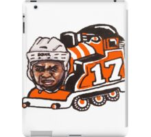 Wayne Train iPad Case/Skin