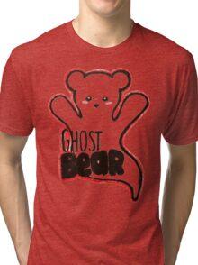 Ghost Bear Tri-blend T-Shirt