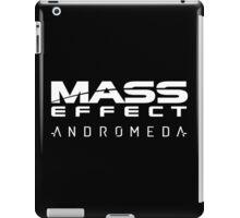 M.E. Andromeda iPad Case/Skin