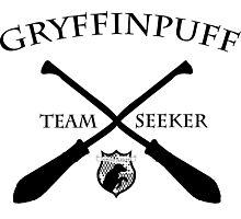 Gryffinpuff Seeker Photographic Print