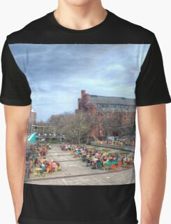 Memorial Union Happy Hour Graphic T-Shirt