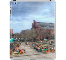 Memorial Union Happy Hour iPad Case/Skin