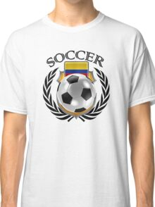 Colombia Soccer 2016 Fan Gear Classic T-Shirt