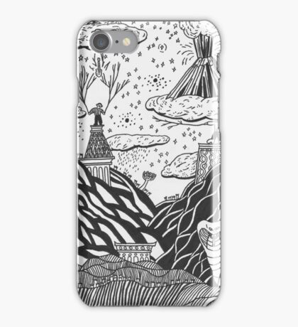 the story so far iPhone Case/Skin