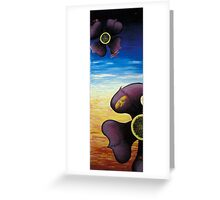 Summer in Winter Greeting Card