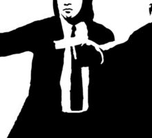 pulp fiction Sticker