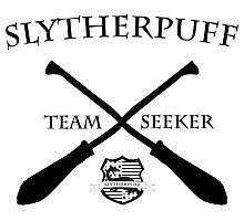 Slytherpuff Team Seeker Photographic Print