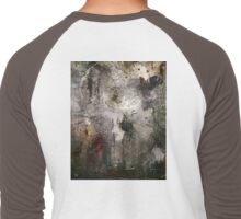 27 shades of grey #5  Men's Baseball ¾ T-Shirt