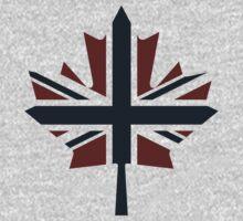 Anti Flag (Canada / UK Mix) Baby Tee