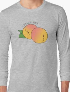 My peach. Long Sleeve T-Shirt