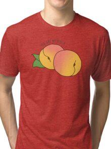 My peach. Tri-blend T-Shirt