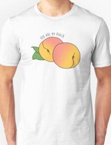 My peach. Unisex T-Shirt