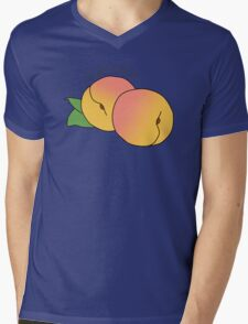 My peach. Mens V-Neck T-Shirt