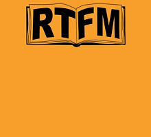 RTFM Womens Fitted T-Shirt