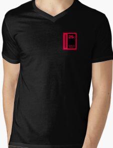 Arcade Coin Slot Mens V-Neck T-Shirt