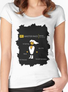 PC Master Race Women's Fitted Scoop T-Shirt