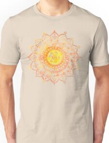 Decorative Indian Sun  Unisex T-Shirt