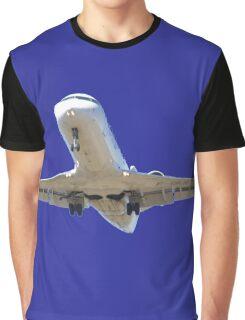 Canadair CL-600-2B19 Regional Jet CRJ-100ER Graphic T-Shirt