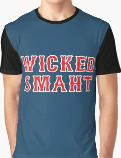 Wicked Smaht Graphic T-Shirt