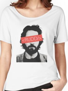 Paul Rudd Women's Relaxed Fit T-Shirt