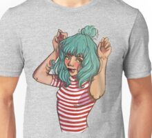 Punch them with childishness Unisex T-Shirt