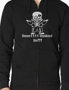 Undertale Get Dunked On! T-Shirt