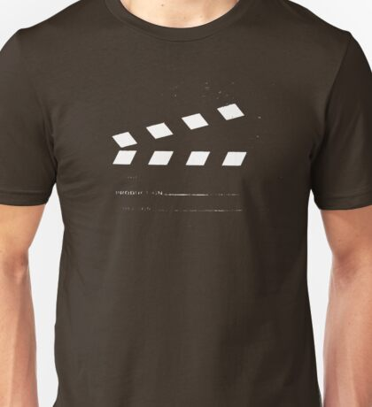 Movie Slate Unisex T-Shirt