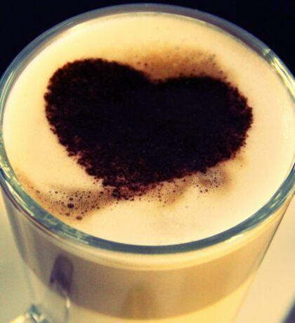 I Like Coffee - Dwi'n Hoffi Coffi Sticker